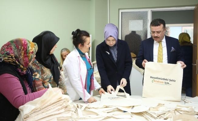 3 bin bez çanta vatandaşa ücretsiz dağıtılacak
