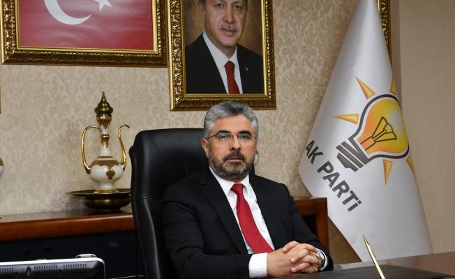 Başkan Aksu'dan açıklama