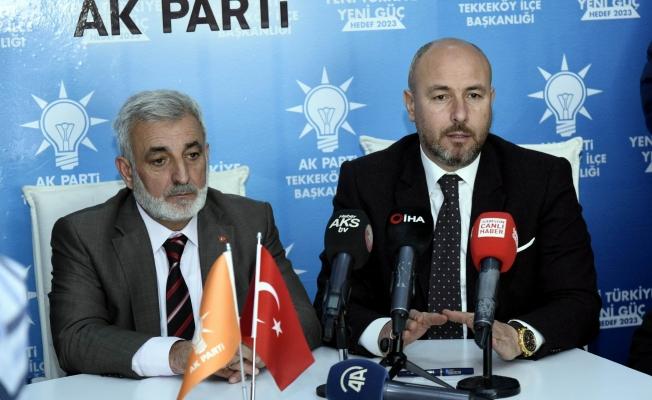 """Başkan Togar: """"Samsun'un en başarılı AK Parti'li belediyesiyiz"""""""