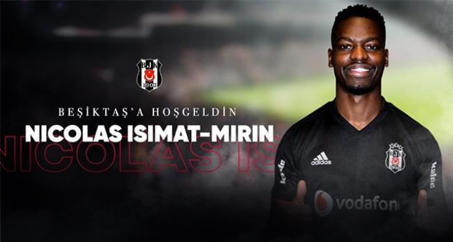 Beşiktaş Mirin'i açıkladı