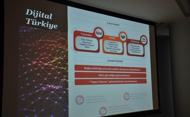 DTP, Dijitalleşme Yolunda Türkiye raporunu açıkladı
