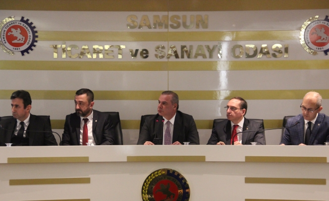 """Murzioğlu: """"Büyük bir OSB oluşturmak için elimizden geleni yapıyoruz"""""""
