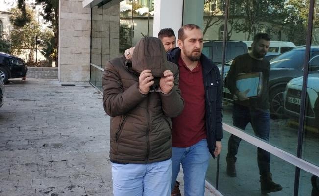 Samsun'da uyuşturucu ticaretine gözaltı