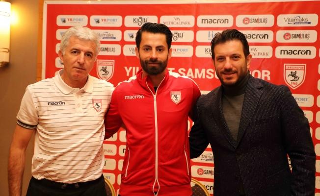 Samsunspor, Ahmet Altın ile sözleşme yeniledi