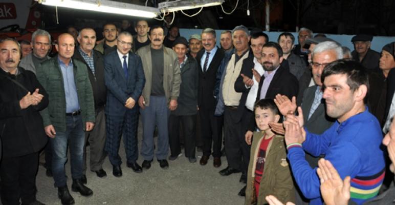 Cemil Deveci: Atakum'un yüzünü güldüreceğiz