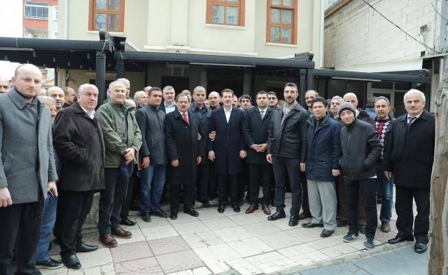 Demir ve Tok'tan 'iktidar belediyesi' vurgusu