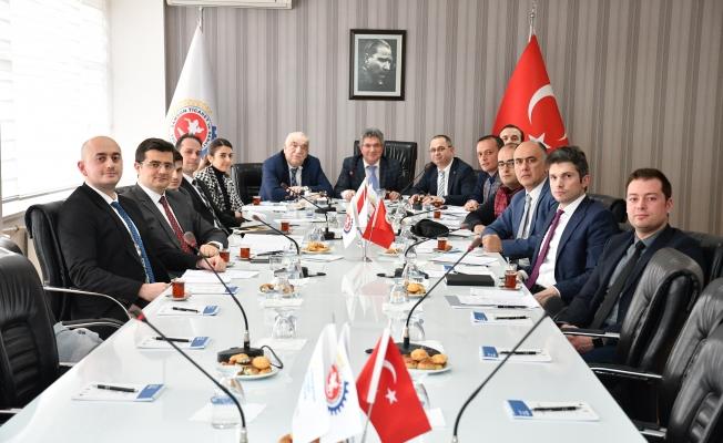 TR83 Bölgesi Rekabetçilik ve Dış Ticaret İstihbarat Merkezi kuruluyor