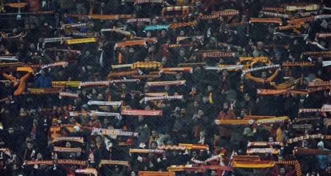 Türk Telekom Stadyumu'nda 24 bin 208 seyirci