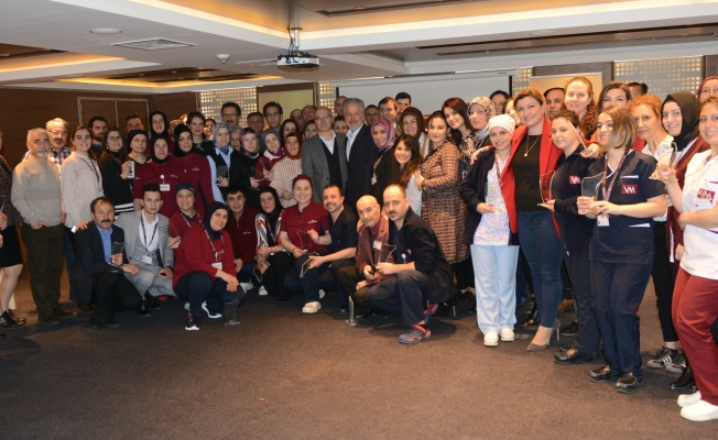 VM Medical Park Samsun Hastanesi kuruluşunun 10. yılını kutladı