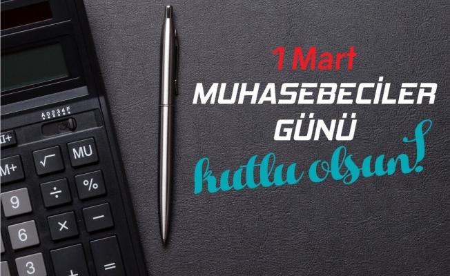 """1-7 Mart arası """"Muhasebeciler Haftası"""""""