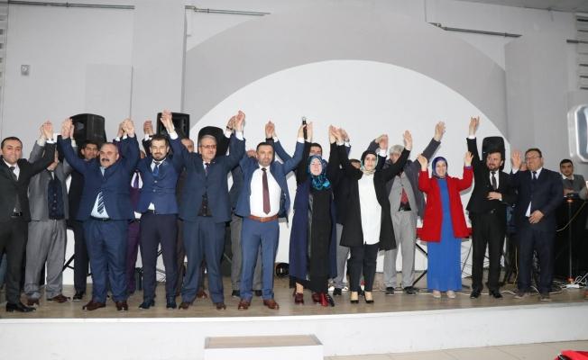 """Başkan Sarıcaoğlu: """"Beş yılda 526 milyon lira yatırım alan Kavak'a kavuştuk"""""""
