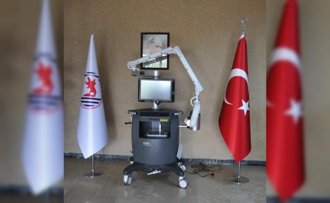 Cerrahlara fener olacak teknoloji OMÜ'de