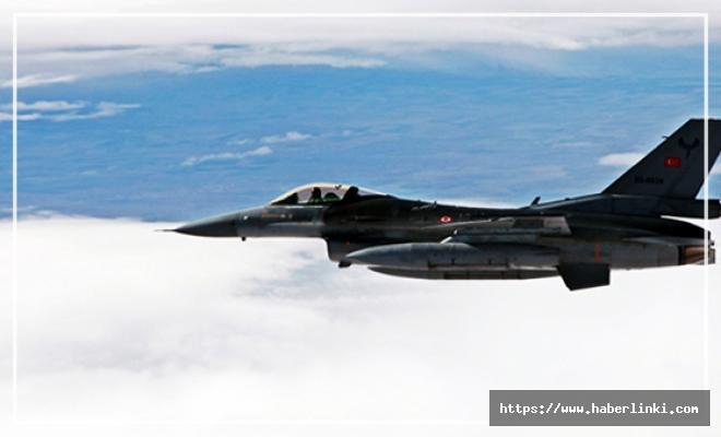 Kuzey Irak'taki PKK Hedefleri İmha Edildi