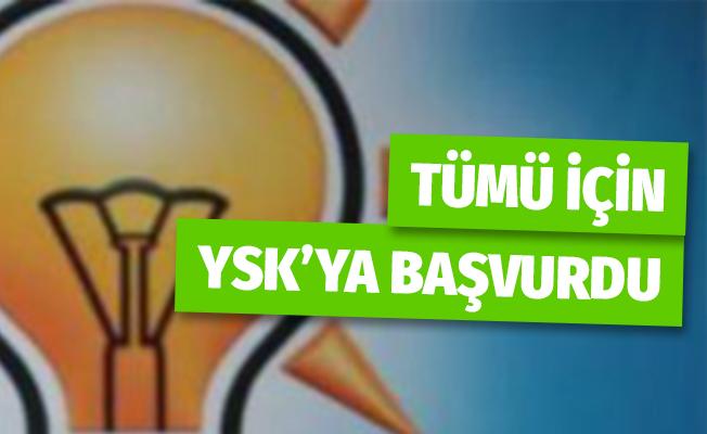 AK Parti İstanbul'da Tüm Oyların Sayılmasını İstedi