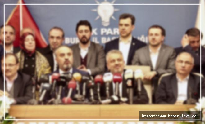Bursa Büyükşehir Belediye Başkanı Ali Nur Aktaş Oldu