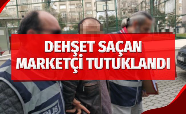Muhtarlık Seçiminde Dehşet Saçan Marketçi Tutuklandı