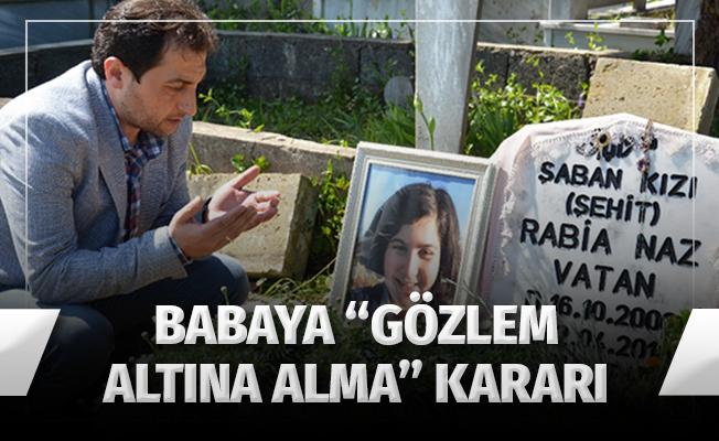 Rabia Naz'ın Babası İçin Mahkeme Karar Verdi