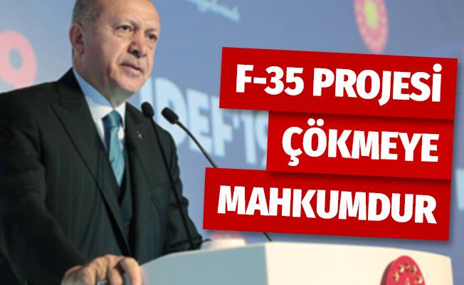 'Türkiye'nin dışlandığı bir F-35 projesi tamamen çökmeye mahkumdur'