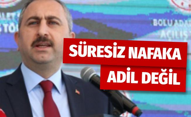 Bakan Gül'den önemli açıklamalar!
