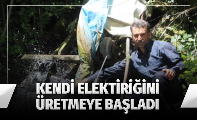 Bu köyde herkes elektrik parası ödüyor bir tek o ödemiyor