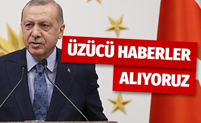 Cumhurbaşkanı Erdoğan: 'Ayrımcılık yapıldığına dair üzücü haberler alıyoruz'