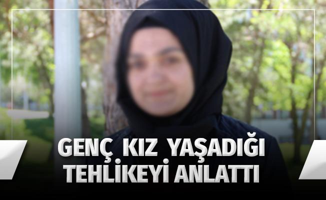 Erzurum'da 'platonik aşk dehşeti': 'Benim hayati tehlikem var'