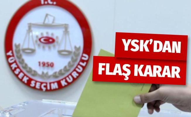 YSK kanuna aykırı görevlendirmeler hakkında suç duyurusunda bulunacak
