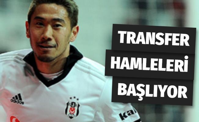 Beşiktaş'ta transfer hamleleri başlıyor