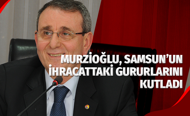 """Murzioğlu: """"Ne kadar övünsek az"""""""