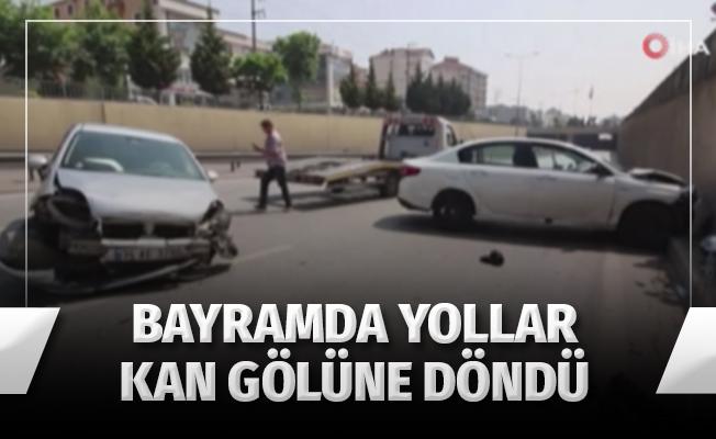 Ramazan Bayramı'nın bilançosu ağır oldu: 54 kişi öldü 514 kişi yaralandı