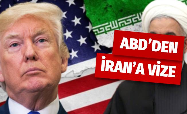 İran Cumhurbaşkanı Ruhani ve heyeti için ABD'den vize