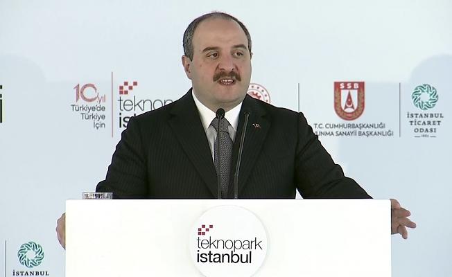 """Bakan Varank: """"Ar-Ge yatırımlarında ilk 2500 firmalık listeye ülkemizden 23 firmayı sokmak istiyoruz"""""""
