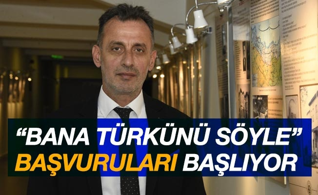 'Bana Türkünü Söyle' yarışması başvuruları başlıyor