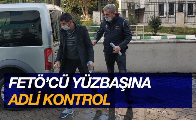 FETÖ'den gözaltına alınan yüzbaşıya adli kontrol