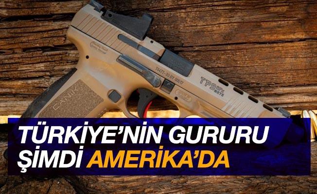Türkiye'nin gururu şimdi Amerika'da