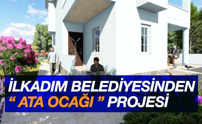 """İlkadım Belediyesi'nden """"Ata Ocağı"""" projesi"""