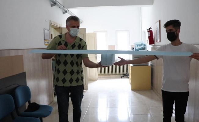 Meslek lisesi öğrencileri 'insansız hava aracı' yapıyor