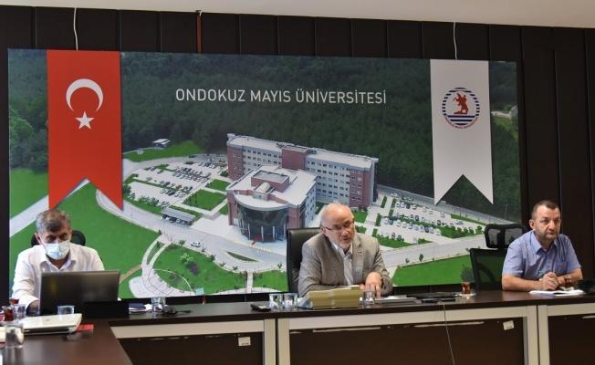 OMÜ, 'Eğitim Revizyonu'nda ikinci aşamaya geçti