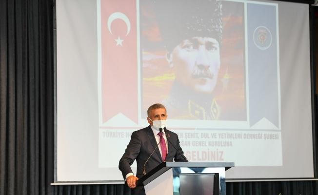 Türkiye Harp Malulü Gaziler, Şehit, Dul ve Yetimleri Derneği Genel Kurulu