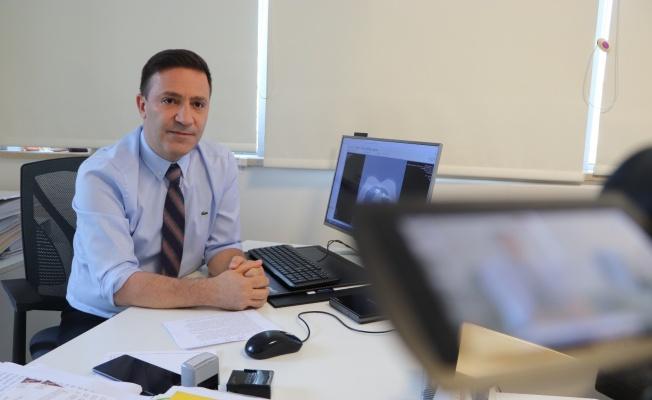 """Prof. Dr. Özkaya: """"Mevcut aşılar 'delta plus' mutasyonuna karşı da etkili"""""""