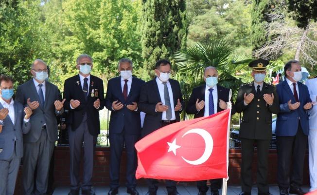 Samsun'da 15 Temmuz anma etkinlikleri