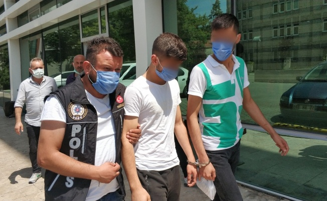 Samsun'da uyuşturucu ticaretinden 2 tutuklama