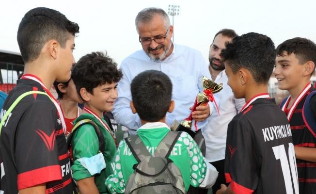 30 Ağustos Zafer Bayramı Futbol Şenliği'nde final