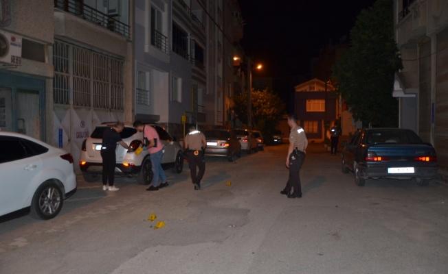 Bafra'da sokak ortasında silahlı çatışma: 2 gözaltı