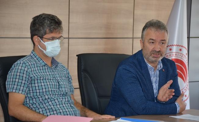 Başkan Topaloğlu, maaşını AFAD'a bağışladı