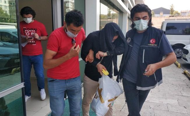 Evinde 2 bin 254 uyuşturucu hap ele geçen şahıs tutuklandı