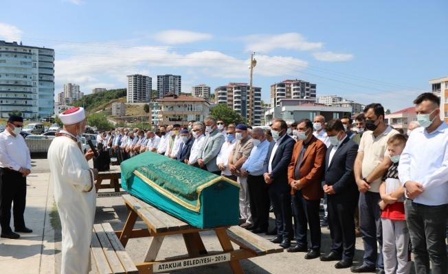 Kavak Belediye Başkanı Sarıcaoğlu'nun kardeş acısı