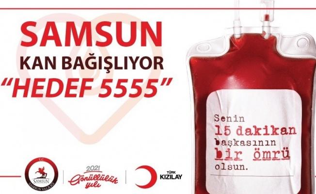 Orta Karadeniz'de 13 bin ünite kan açığı