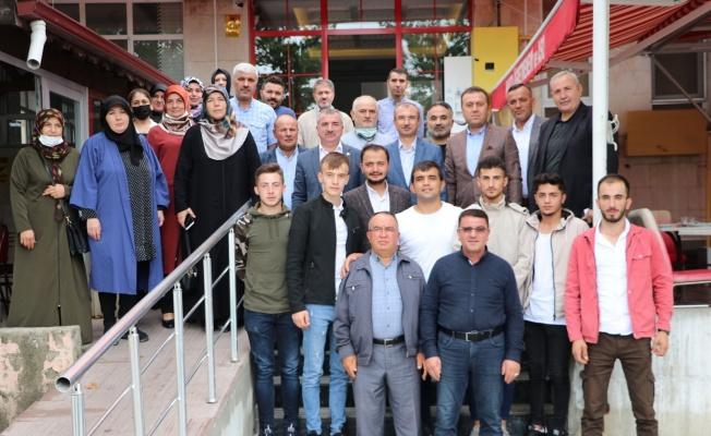 """Özdemir: """"2023 hedeflerimize ulaşmak için çalışıyoruz"""""""