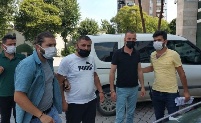 Samsun'da silahla yaralamaya 4 gözaltı